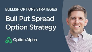 Bull Put Spread Option Strategy