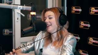 Юлианна Караулова в гостях у Юли Паго в утреннем шоу VITAMIN D на DFM