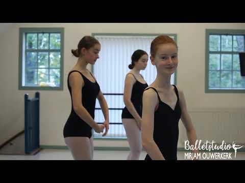 Klassiek ballet vanaf 6 jaar