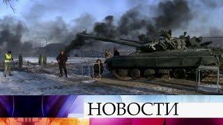 На Украине истек срок военного положения.
