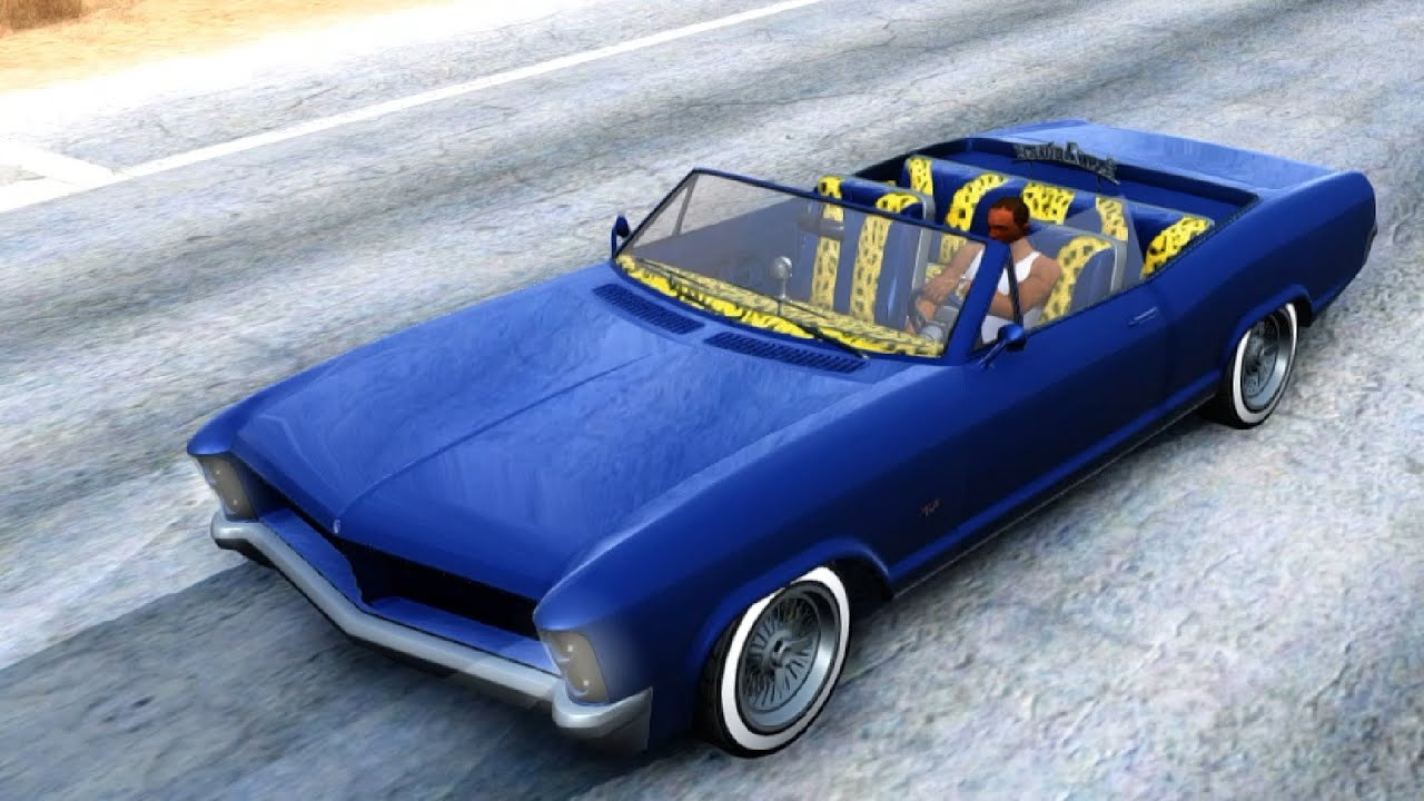 Gta 5 Buccaneer GTA V Albany Buccaneer...
