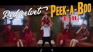 【KY】Red Velvet(레드벨벳) — Peek-A-Boo(피카부) DANCE COVER(Parody ver.)