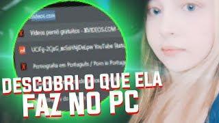 Download Video VI O HISTÓRICO DE PESQUISA DELA... MP3 3GP MP4