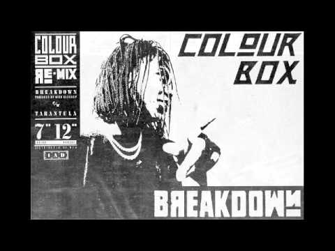 Colourbox - Tarantula