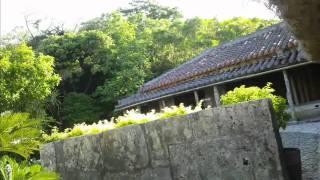 沖縄で撮影した風景を、沖縄で教わった素敵な歌に乗せて.