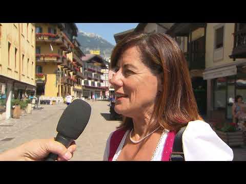 10 anni Dolomiti UNESCO: intervista a Anna Facchin...