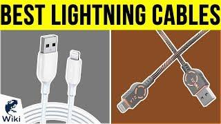 10 Best Lightning Cables 2019