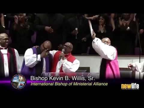 Bishop Kevin B. Willis, Sr & Bishop Paul S. Morton