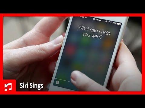 Siri Singing Closer