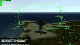 Apache - Longbow Assault Walkthrough - Mission #16 (1080p)