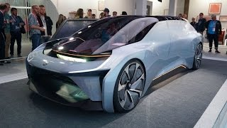 Must Watch !! NIO EVE Autonomous Car Concept debuts at The 2017 SXSW, for U.S launch in 2020