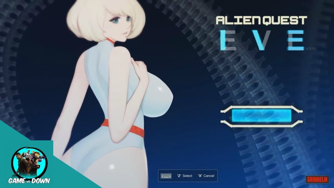 Alien Quest Eve - Download + Gameplay