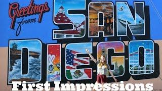 Flug & First Impressions SAN DIEGO // AUSLANDSJAHR 2016/17 USA #10