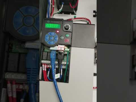 Powerflex Drive Commissioning - The Easy Way