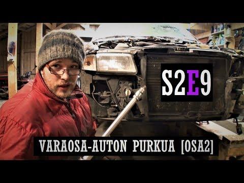 [S2 E9] VARAOSA-AUTON PURKUA [OSA2]