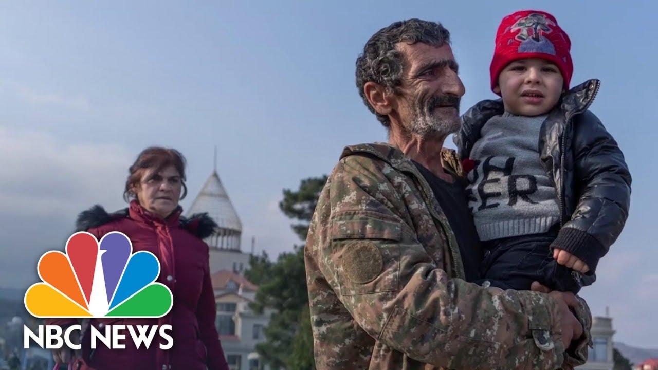 Examining The Biggest 2020 Headlines Around The World   NBC News NOW