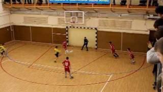Ukraine. Futsal. U-12. Final (6.02.2011)