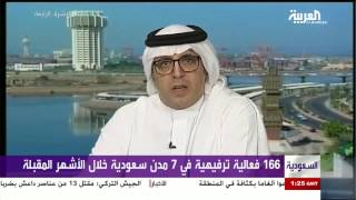 166 فعالية ترفيهية في السعودية خلال شهرين