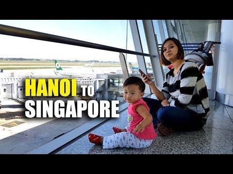 এবার সিঙ্গাপুর চলুন-HANOI TO SINGAPORE–SINGAPORE AIRLINES