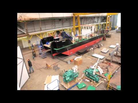 Meercat Workboats -  RT14 Road Transportable Workboat
