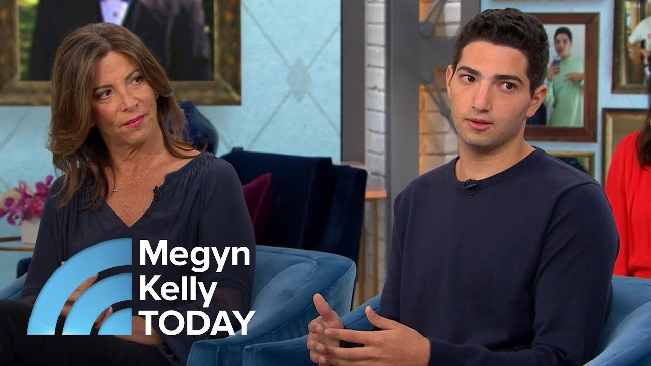 Doctors Told This Teen His Panic Attacks Weren't Serious – They Were Wrong  | Megyn Kelly TODAY