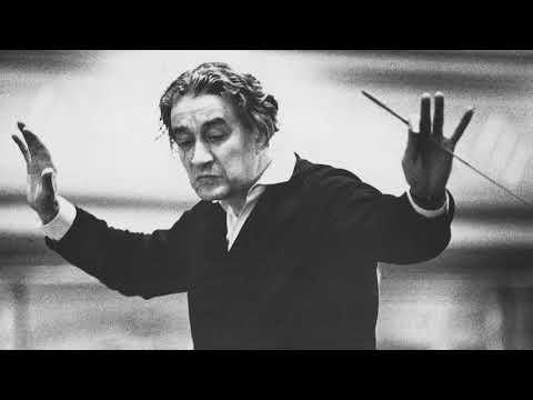 Schubert - Symphony No 3 - Celibidache, SRO (1967)