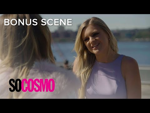"Kelsea Ballerini Meets ""Cosmo's"" Editor-in-Chief | So Cosmo | E!"
