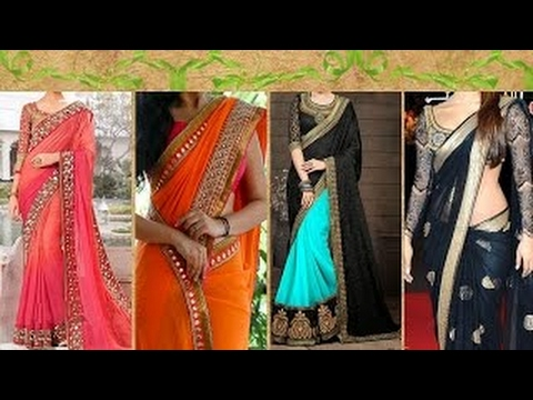 5 Gorgeous Ways to Wear Designer Saree with Thin Perfect Pleats for Party like a Bollywood