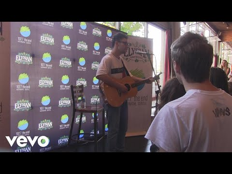 EndSessions: Bleachers plays acoustic