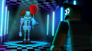 Captured by IT the Clown in Roblox..