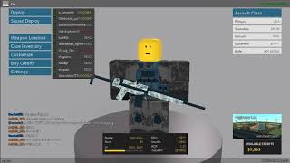 Roblox Gameplay - Phantom Forces ep1