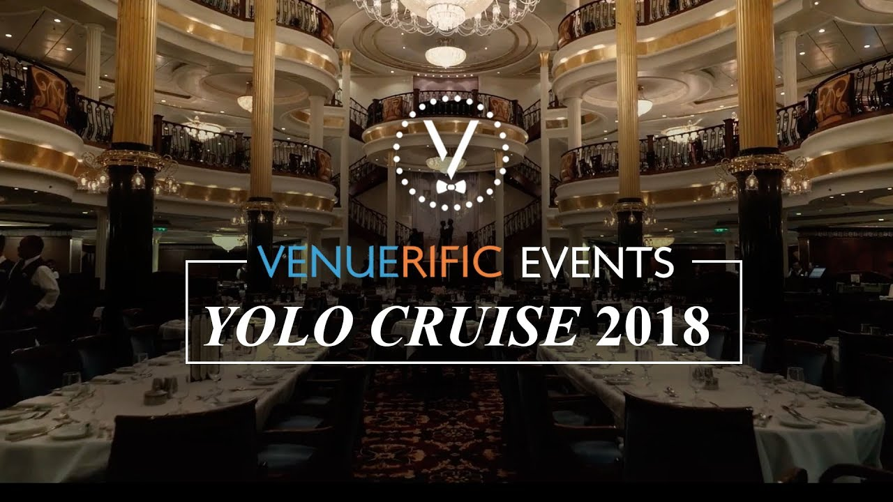Yolo Cruise 2018 organised by Mice Neurol & Spark Connections