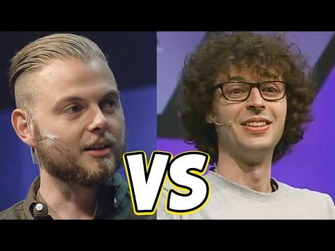 STAMPY VS SQUID! - MINECON 2016