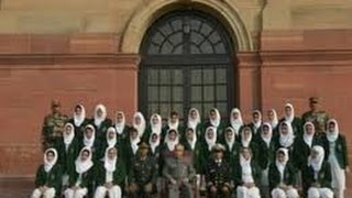 Jammu & Kashmir School Girls Face Online Flak For Army Sponsored Tour