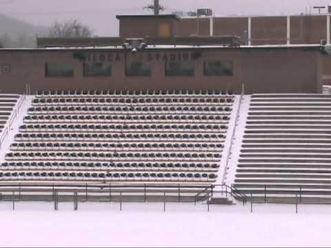 Fort Payne Alabama Snow 2011