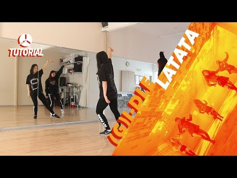[TUTORIAL] (G)I-DLE ((여자)아이들) - LATATA | Dance Tutorial by 2KSQUAD