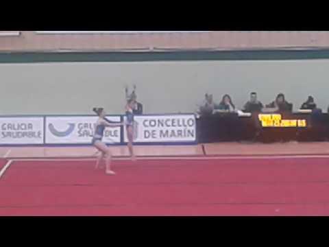 Sara Santiago y Montse Ballesteros- Copa Galicia 2017