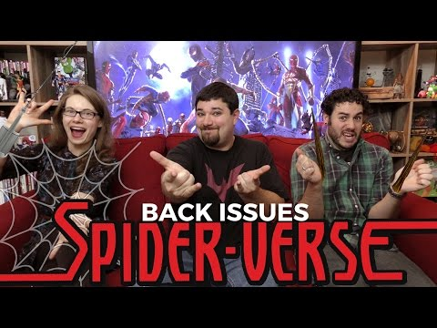 SPIDER-MAN: SPIDER-VERSE  | Back Issues