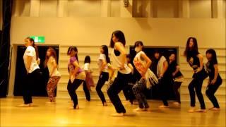 DANCE SPACE Q【minami】JAZZ HIPHOP