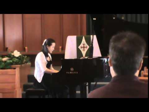"Twelve Variations on ""AH, VOUS DIRAI-JE, MAMAN"" by Mozart - Naomi 2015"