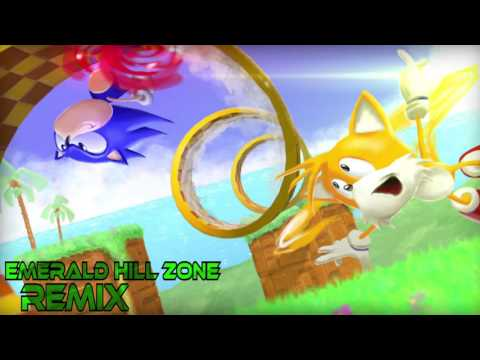 [Techno] Emerald Hill Zone - DJBassFox28 Remix