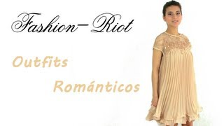 Outfits Románticos