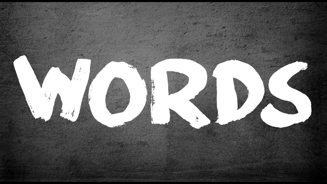 The word can