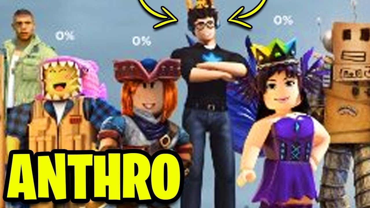 This Is Roblox Anthro Roblox Rdc 2018 Youtube