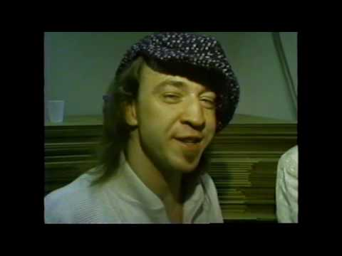Stevie Ray Vaughan, Duke Robillard, Kim Wilson Jam  December 2, 1987,  Austin, Texas
