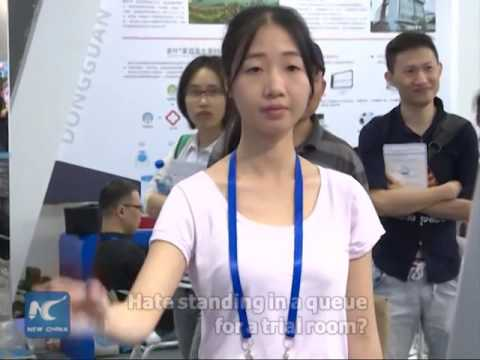 """Black technologies"" a popular draw at China hi-tech fair"