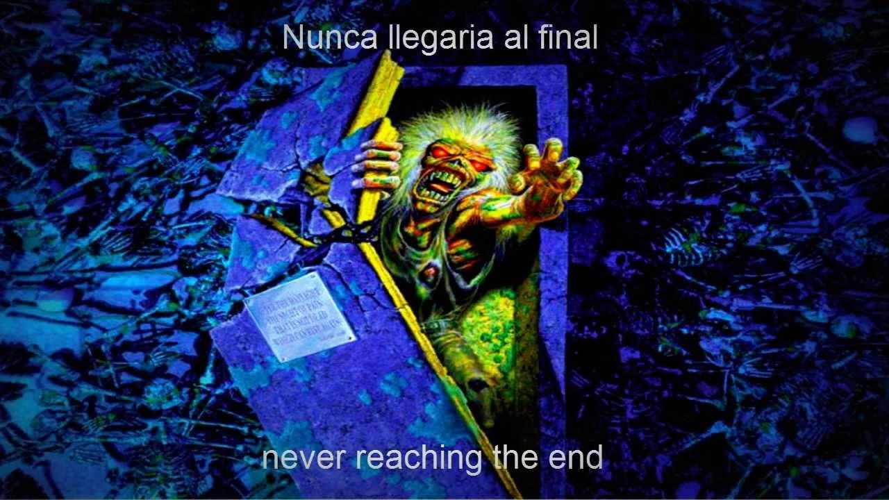 Iron maiden No Prayer for the Dying (lyrics y subtitulos en español ...