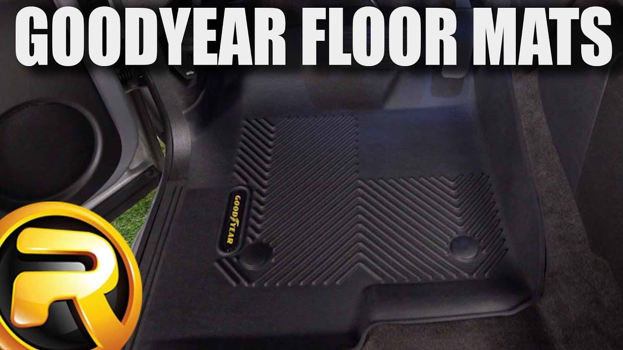 Goodyear floor mats - Goodyear Floor Liners