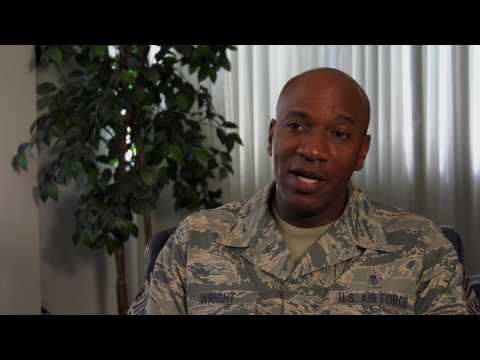 Q&A with CMSAF Kaleth O. Wright