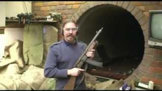 Shooting a VG1-5 (Gustloffwerke) Rifle